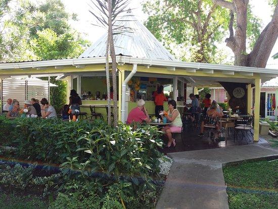 Holetown, Barbados: Cafe Bar Carizma