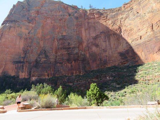 Zion Canyon Scenic Drive: Vistas de Zion Canyon