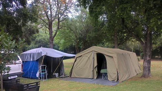 our campsite picture of lake pleasant resort sedgefield
