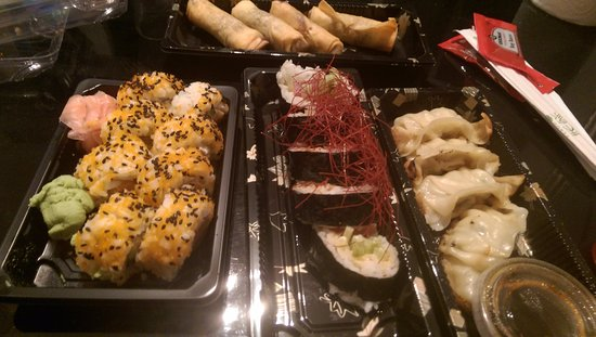 K'wai-K'wai: Sushi, rolls, noodles, and