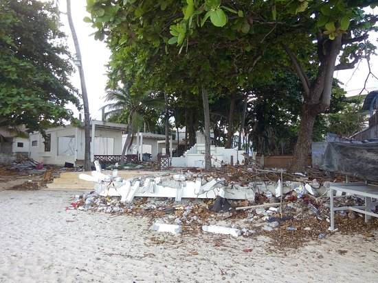 Chaweng Beachcomber: Blick vom Strand