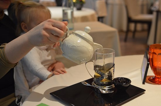 Arany Kaviár Étterem: Tea...