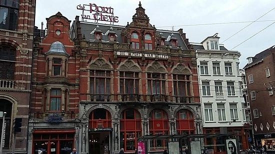 Die Port van Cleve: Excelente ubicación hotel