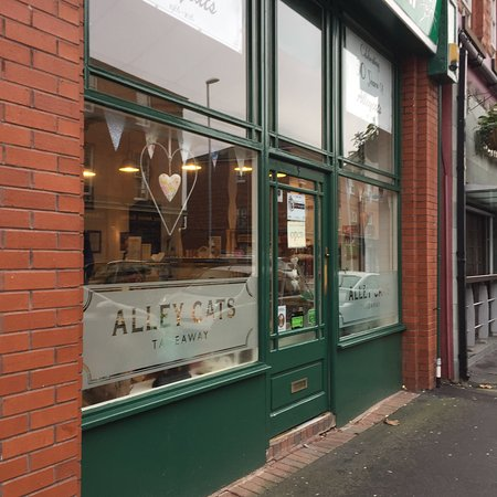 Alley Cats Cafe Birkenhead