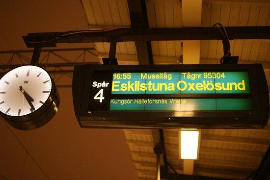Oxelosund, Suecia: Dags att åka hem