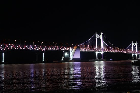 ‪Gwangandaegyo Bridge‬