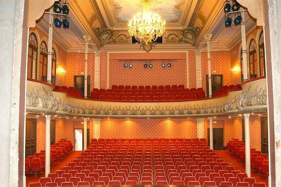 Théâtre de Lisieux Pays d'Auge