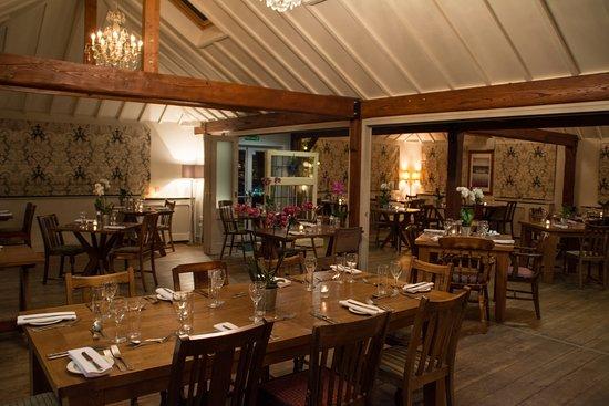 Titchwell, UK: Restaurant