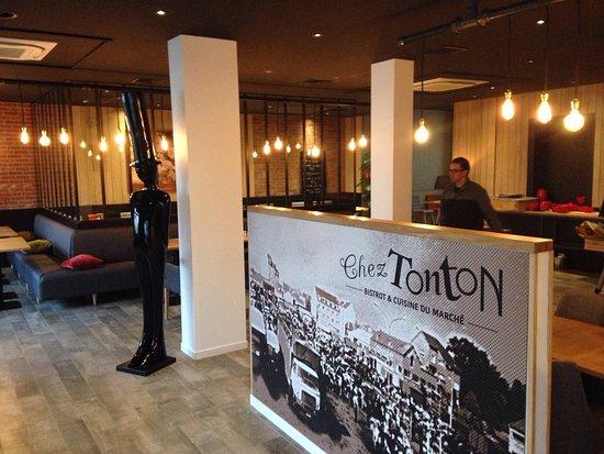 Fougeres, France: Chez TonTon