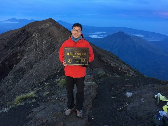 Ari Private Trekking Mount Batur and Agung