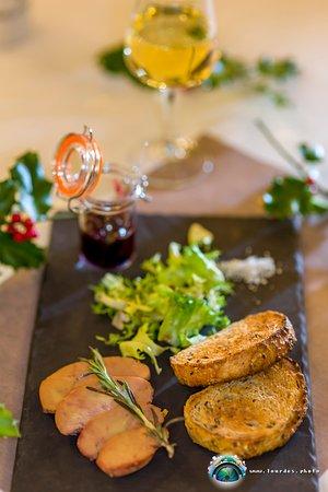 Ibis Lourdes : Menus Festifs de Noel 2016