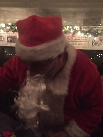 Lebanon, OH: the sad attempt of a santa