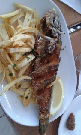 Sabinosa, Spanien: Vieja Frita