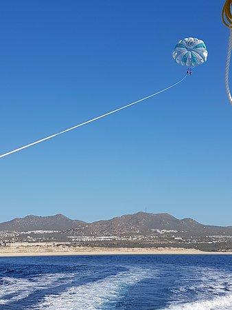 Cabo Expeditions: Casi 100 mts de altura!!! y muy relajado