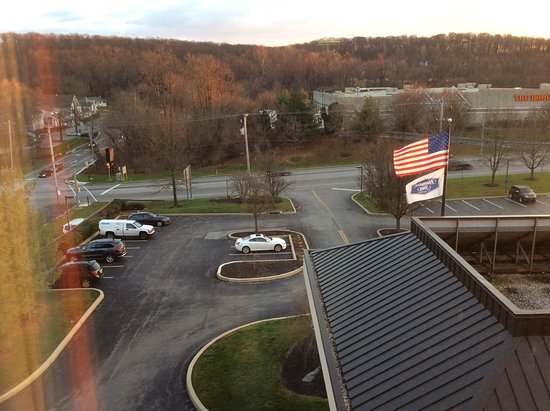 Frazer, PA: View from room 510