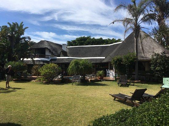 Saint Francis Bay, Südafrika: Gardens of Sandals Guesthouse