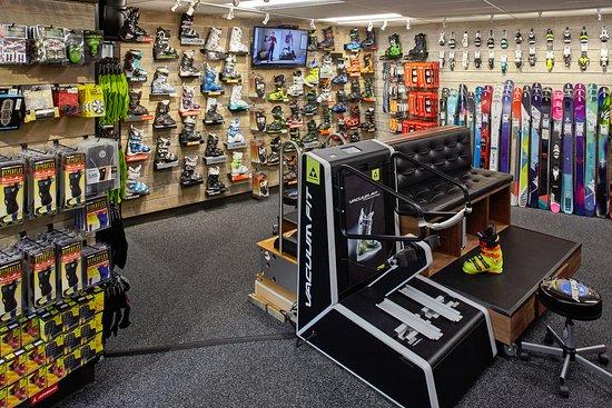 Christy Sports Ski & Snowboard Rentals