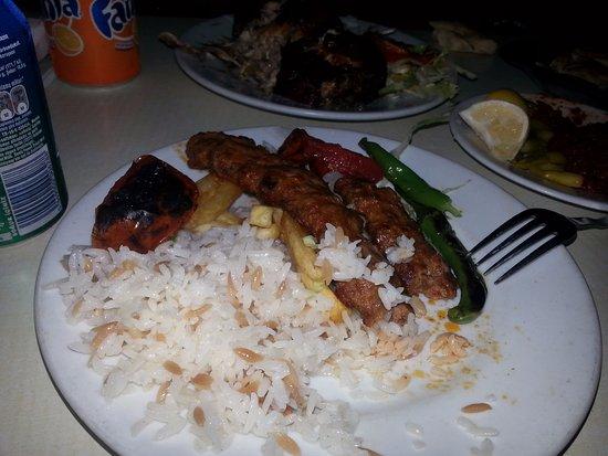 Tatseven Restaurant: Kabab