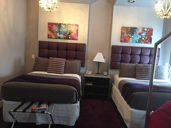 Seneca Falls, NY: Awesome room