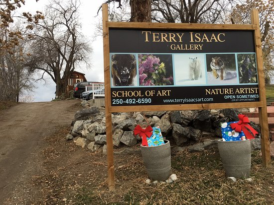 Terry Isaac Gallery