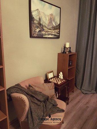 escape agency n rnberg aktuelle 2019 lohnt es sich. Black Bedroom Furniture Sets. Home Design Ideas