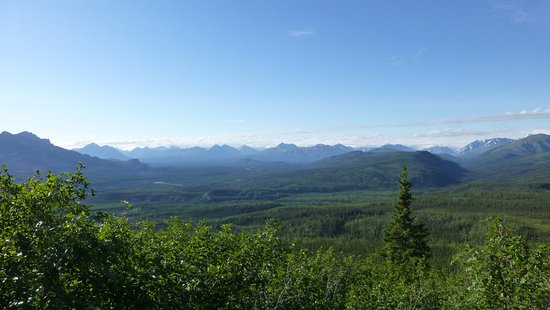 Mt. Healy Overlook Trail: Even if you don't make it to the top, the views are great once you get some elevation.