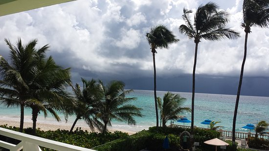 Dover Beach Hotel: View from our room (#310)