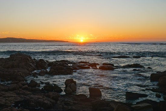 Gracetown, Australia: Sunset at Cowaramup Bay