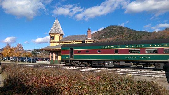 Hart's Location, Nueva Hampshire: Crawford Notch State Park