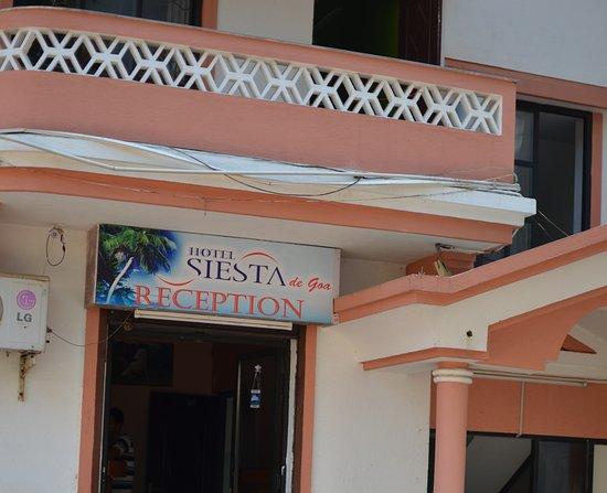 Siesta de Goa Hotel Foto