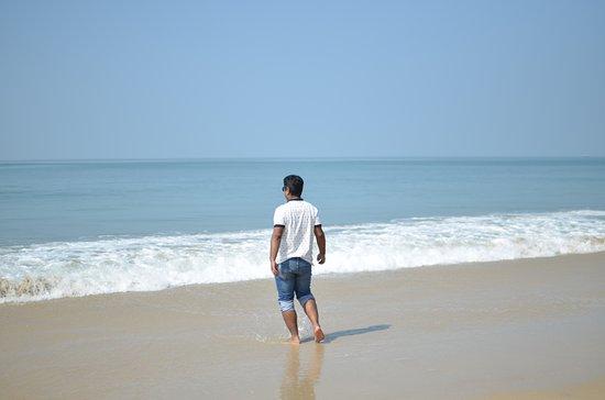 Siesta de Goa Hotel: Varca beach area