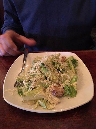Vernon, Canada: Ceasar Salad