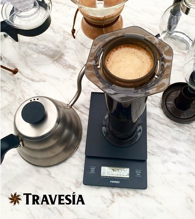 Travesia Coffee