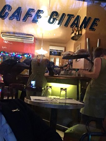 Cafe Gitane  Mott St New York Ny