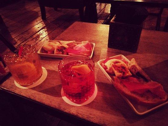Martintempo lounge Bar: Aperitivo