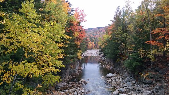 Chocorua, Nueva Hampshire: Champney Falls