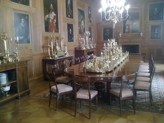 Lázne Kynzvart, Çek Cumhuriyeti: Speisesaal
