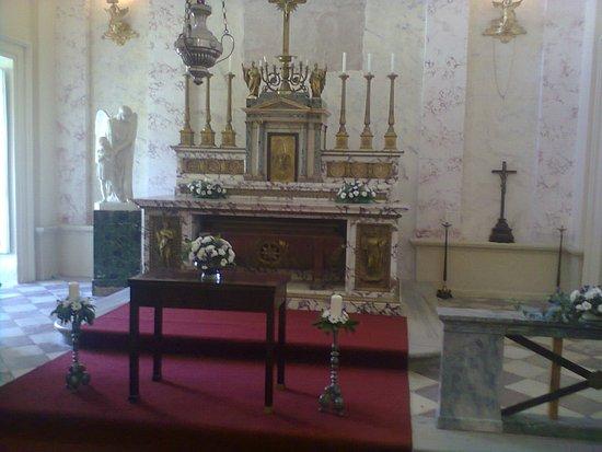 Lázne Kynzvart, Tsjekkia: Kapelle