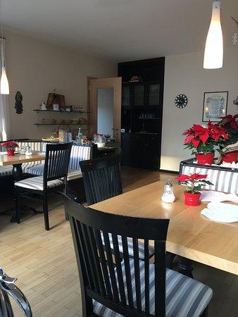 Villa Gottfried : sala Colazione