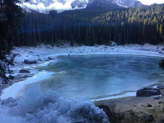 Villa Gottfried: Lago di Carezza