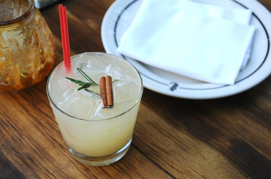 The Mermaid Inn: Cocktail