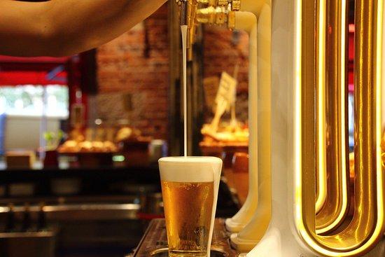 Zaharra: Cerveza bien tirada