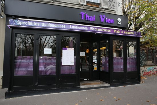 thai vien 2 restaurant tha landais laotiennes vietnamiennes paris photo de thai vien 2. Black Bedroom Furniture Sets. Home Design Ideas