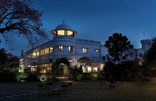 Unchagaon, الهند: Hotel Exterior