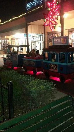 Κίσιμι, Φλόριντα: The Train Again