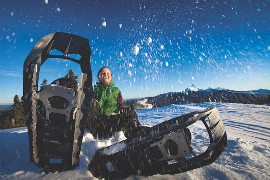 Bend, OR: Happiness on Tumalo mountaintop