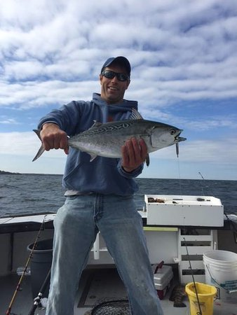 Castaway fishing charters orient ny anmeldelser for New york fishing trips