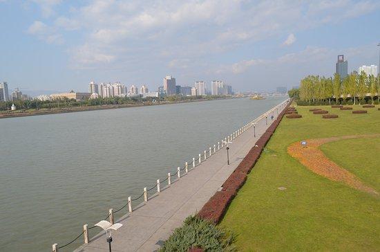 Taiyuan, China: Fenhe Reservoir.