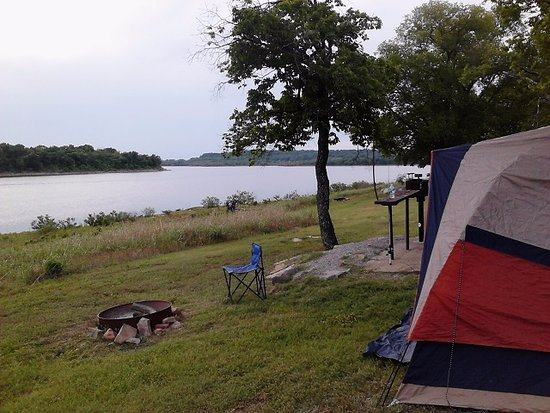 Oologah photos featured images of oologah ok tripadvisor for Camping cabins in oklahoma