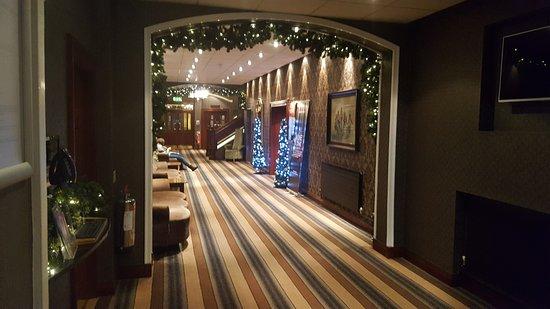 Park Avenue Hotel: entrée